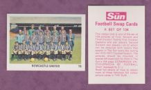 Newcastle United Team 15